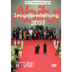 Abitur Zeugnisverleihung 2021